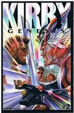 Kirby Genesis nº 2/2012 Alex Ross cover