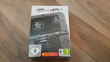 Nintendo New 3DS XL Metallic Black. Boxed with game & acessories