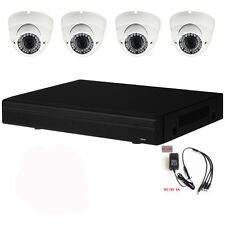 8Ch  HD-CVI DVR  Dahua DVR 4 Sony COMS 1.3MP 720P 2.8-12mm lens Camera NO HDD