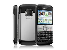 NOKIA E5 BLACK USED MOBILE ! 3G ! 5MP ! WIFI ! FM ! GPS ! 2.4 INCH ! SINGLE SIM