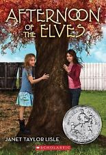 Afternoon of the Elves Lisle, Janet Taylor Paperback