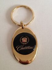 Cadillac Keychain Solid Brass key chain Personalized Free