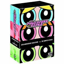 The Powerpuff Girls: The Complete Series - 10th Anniversary Collection [DVD Set]