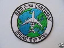NATO / OTAN OPERATIONS WINGS : PATCH AVIATION ARMEE DE L'AIR VOIR AUTRES VENTES