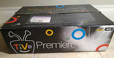 NEW Open Box TiVo Premiere Series4 Receiver TCD746320