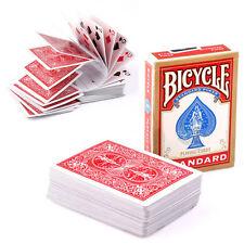 Magic Svengali Deck Bicycle Auto Playing Close-up Card Poker Force Trick Gimmick
