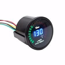 "2"" 52MM Digital 20 LED EGT Exhaust Gas Temp Gauge Auto Car EXT Temperature Gauge"