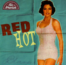 Vintage Rockabilly Comp- RED HOT -Pan America CD