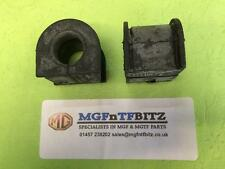 MGF MG TF LE500 PAIR REAR ANTI ROLL BAR RUBBER BUSHES / MOUNTS RGX10006