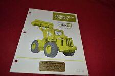 Terex 72-31 Loader Dealer's Brochure DCPA4