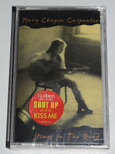Mary Chapin Carpenter Stones in the Road Cassette New Factory Sealed