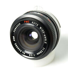 Panagor PMC Auto Wide-Angle 28mm f/2.8 for Nikon AI *FITS DIGITAL NIKON*