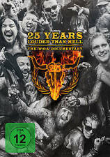 25 Years Louder Than Hell: The W:O:A Documentary (Blu-ray Disc, 2015)