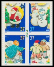 Holiday 2005 Cookies 3953-56 3956 3956a Block 8 Double-Sided Pane MNH - Buy Now