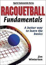 Racquetball Fundamentals (Sports Fundamentals Series)