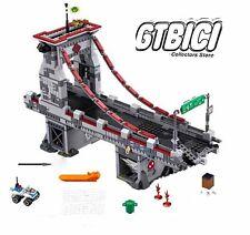 LEGO SUPER HEROES MARVEL WEB WARRIORS ULTIMATE BRIDGE  Ref 76057  NO MINIFIGURAS