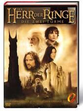 Der Herr der Ringe -2  Die zwei Türme [2 DVDs] - Elijah Wood, Orlando Bloom, DVD