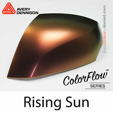 30x75cm FILM Satin ColorFlow Rising Sun Avery Dennison Supreme Wrapping Covering