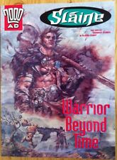 Slaine Warrior Beyond Time 2000ad Hamlyn Paperback