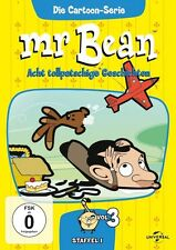 MR.BEAN: DIE CARTOON-SERIE - STAFFEL 1, VOLUME 3   DVD NEU