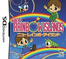 Used Nintendo DS New Rainbow Islands Japan Import (Free Shipping)