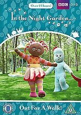 In The Night Garden - Out For A Walk (DVD, 2011)