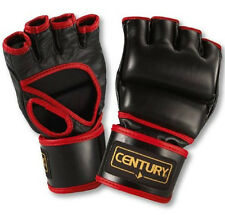 Century Gold Label MMA Mixed Martial Arts Leather Fight Gloves New Size XL