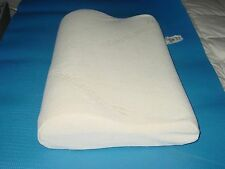 TEMPUR-PEDIC CONTOURED NECK Memory Foam Swedish Tempurpedic PILLOW (19 x 12)