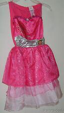 Barbie Fashion Fairytale Costume Child Small + Glamtastic Bubble Pendant Purim
