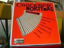 SEALED TEX MEX LP~CANCIONES NORTENAS~CUANDO ESCUCHES ESTE VALS~HEAR @ YOUTUBE ?