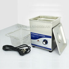 High Power Ultrasonic Cleaner Cleaning Tools Whole Stainless Steel 2L 110V/220V