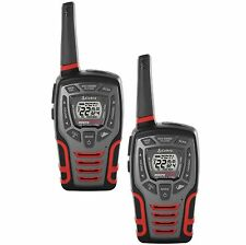 (2) COBRA MicroTalk 32 Mile 22 Channel Walkie Talkie 2-Way Radios w/Vox | CXT595