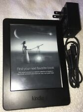 "Amazon Kindle E-reader 6"" Touchscreen Display Wi-Fi"