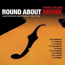 MICHELE CALGARO    «Round about Monk»  Caligola 2084