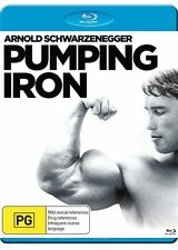 Pumping Iron Blu-ray Discs NEW