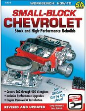 Small Block Chevrolet Stock & High-Performance Rebuilds  - Book SA26