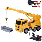 1/18 5CH Remote Control RC Crane Heavy Construction Lifting Truck Kids Toy New
