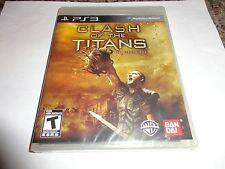 Clash of the Titans: The Videogame  (Sony Playstation 3, 2010) new ps3