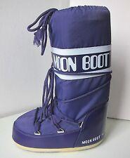Tecnica MOON BOOT Nylon viola lila Gr 39 - 41 Moon Boots Moonboots violett lilac