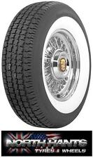 "2157515 215/75R15 215/75X15  AMERICAN CLASSIC  2 3/4"" WHITEWALL  RADIAL TYRE"