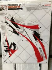AMR Racing Graphic Kit Decal ATV Quad Wrap SELL OUT - Honda TRX 400 EX 99-07