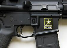 Tactical Freedom - Metal Decal, Sticker, US ARMY for AR15 Magwell