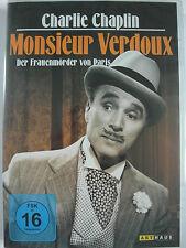 Monsieur Verdoux - Der Frauenmörder von Paris - Charlie Chaplin, Schweiz Krimi