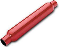 FlowTech 50250FLT Red Hots Glass Pack Mufflers