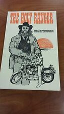 Martin Jack Rosenblum THE HOLY RANGER Harley Davidson Poems