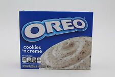 Oreo Cookies 'n Creme Instant Pudding & Pie Filling USA Import  Free UK Delivery