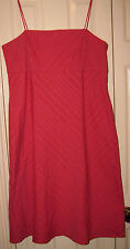 BNWT J Taylor Dress Size UK 18 Cotton Sun Dress Fully Lined RRP £50 Debenhams