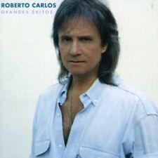 Grandes Exitos - Roberto Carlos (2007, CD NUEVO)