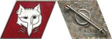 1° Escadrille SPA 84 du 01 - 010, renard, émail, argenté, Drago(592) (3447)