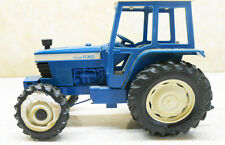 COLLECTIBLE TRACTOR MODEL FORD TW-20 PRODUCED BY BRITAINS (5)